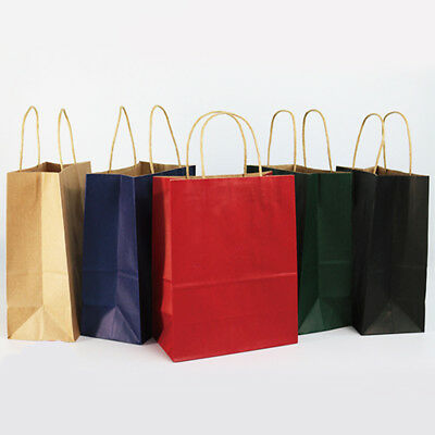 Party Gift Present Loot Paper Bag With Handle Wedding Birthday Christmas