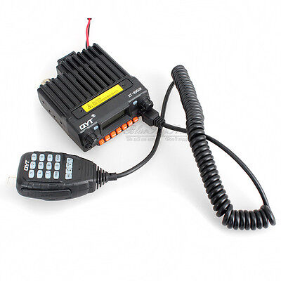 QYT KT-8900R TRI-Band VHF/UHF 25W 200CH FM Car Mobile Transceiver 2 Way Radio BQ