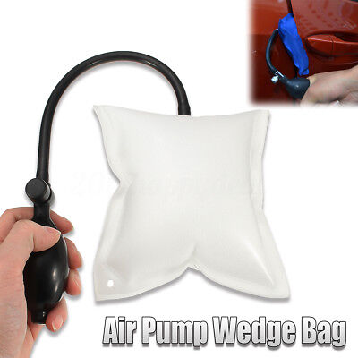 Air Wedge Pump Up Bag For Car Door Window Home Frame Fitting Install Shim Wedge
