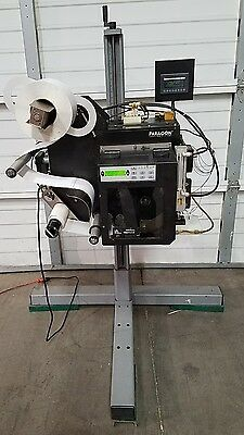 Zebra 110PAX4 - Paragon Labeling PLS 400 Print and Apply Labeler with Remote