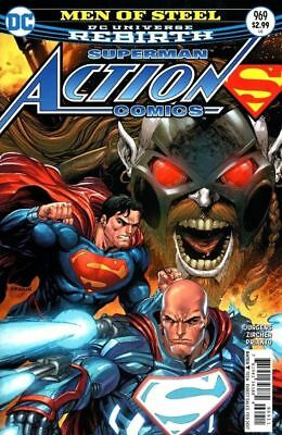 SUPERMAN ACTION COMICS #968 (2016)VF/NM DC 1st PRINT