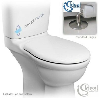 Ideal Standard Replacement Space E709101 Round Wc Toilet