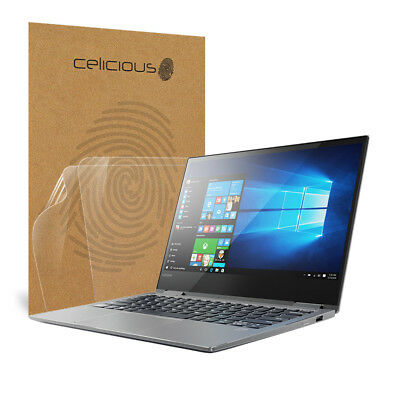 Celicious Vivid Lenovo Yoga 720 13 Invisible Screen Protector [Pack of 2]