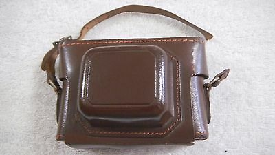 Vintage Lordox 24X36 35Mm Camera Untested Bent Front Lens Bezel Case Ripped