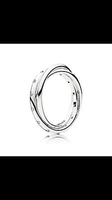 Pandora Forever Joined Ring Size 56