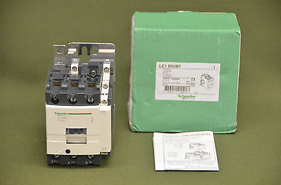Schneider Electric LC1 D50B7 Magnetic Contactor NEW