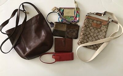 Coach Lot items sold as is