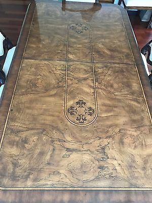 ANTIQUE INLAY TABLE, beautiful!