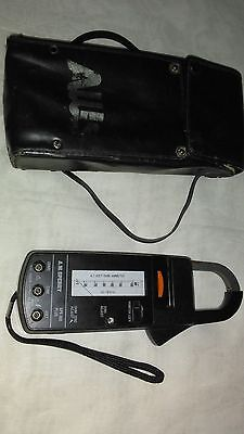 A. W. SPERRY A. C. VOLT-OHM-AMMETER, MODEL SPR-300 PLUS, w. Orig. Leather CASE