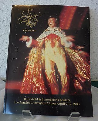 Liberace Collection Estate Auction Catalog Butterfield & Christie's April 1988