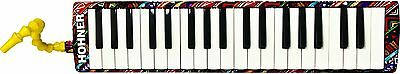 NEW Hohner Melodica AIRBOARD 37 Key Tribal Airboard w/ Bag & Blowflow CLEARANCE