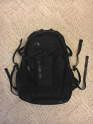 Black / Gray Patagonia Hiking Backpack