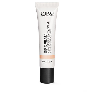 KIKO BB CREAM SPF 15 Foundation-treatment with moisturizing active ingredients