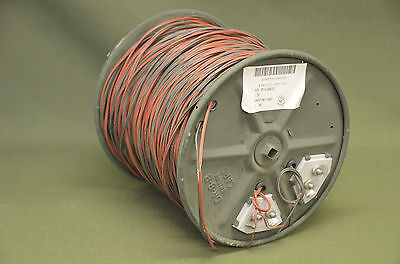 Military Field DR-8-B Unicor Communication Radio Telephone Wire Spool CARC
