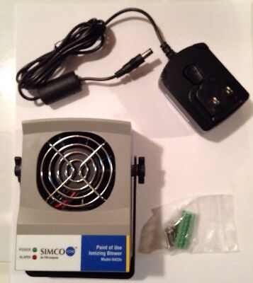 Simco-Ion 6422e-AC Point of Use Ionizing Blower New