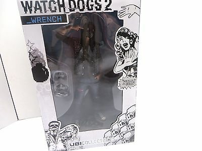 Watch Dogs 2 - Wrench Action Figure - Ubicollectibles