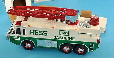 Hess Emergency Truck 1996 Mint in Box and Bag NR
