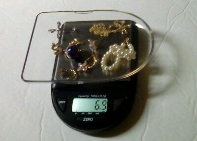 10k 14k Gold Scrap and Not Jewelry Lot
