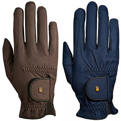 Roeckl Roeck Warm Winter Grip Gloves - Horse Riding Gloves In Stock