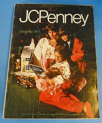 Vintage 1973 JC Penney Wishbook Catalog 471 Pages