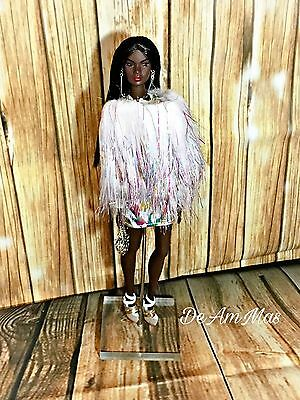 DeAmMas Handmade Doll Clothes and Accessories-Fashion Royalty,Barbie