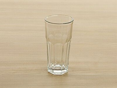 Set Of 12 Marocco Tall Tumbler Glasses Drinking Water Beer Party Gift 280Ml