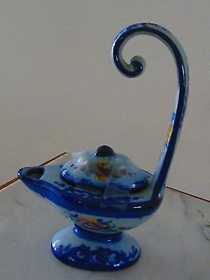 Vestal Creamer Portugal, Curved Handle, Excellent Condition, Marked & Numbered