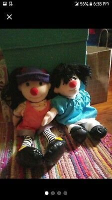 The big comfy couch plush stuffed animals