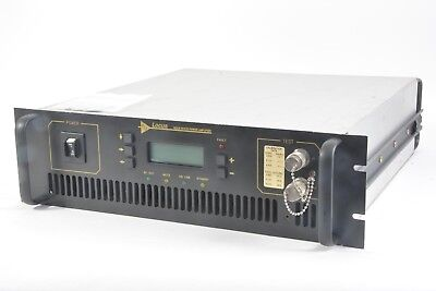 Locus C-Band Solid State Power Amplifier HPAC-050A-RM-RR-GE