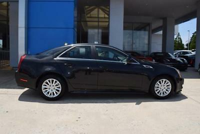 2011 Cadillac CTS Luxury 2011 Cadillac CTS Sedan