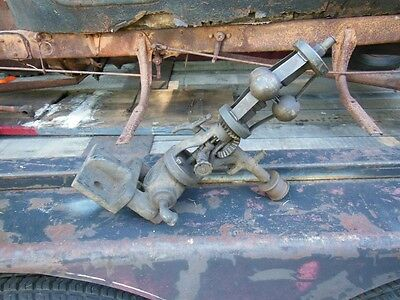 RARE Pickering 3/4 governor steam engine traction antique vtg punk See pics,
