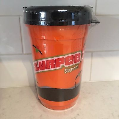 7-Eleven Halloween Slurpee Cup Lid Refillable New Sealed