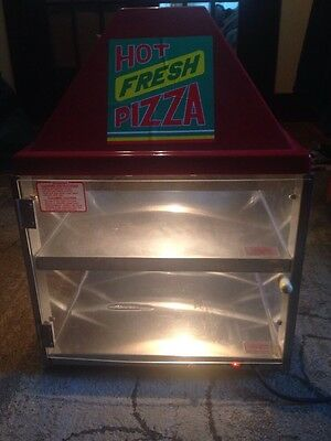 Display WISCO 680-1 Commercial Pizza Warmer Works