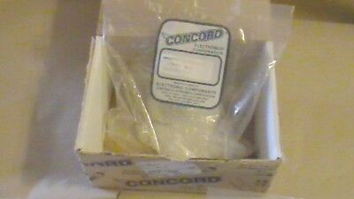 Lot of(13,985) Concord Electronics PTFE Insulated Terminals 11-215-2-01 11215201