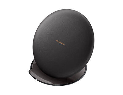 New OEM Samsung Wireless Fast Charging Pad for Galaxy Note 5,S6,S7 Edge,S8-BLACK