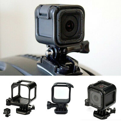 UK Standard Frame Mount Protective Case Cover For GoPro Hero4 Session New