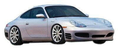 97-04 Porsche Boxster 986 Duraflex Turbo Look Body Kit 4pc 107093
