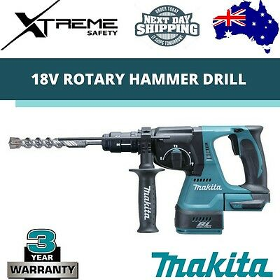 Makita Brushless Rotary Hammer Drill Skin 18V 24mm