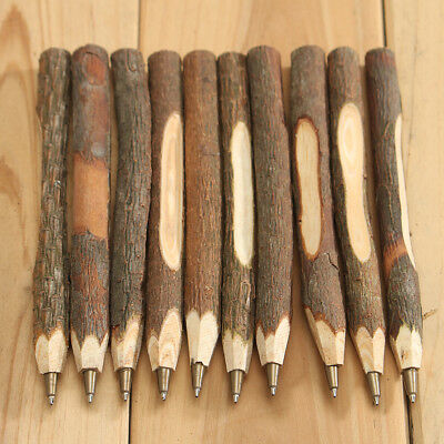 10X Branch & Twig Graphite Pencils Crafts Pen for Journal Writing & Sketching 5'