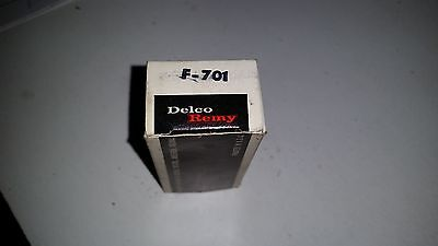 Vintage NOS Delco-Remy Brush Set F-701 GM 1972225 1962 Ford