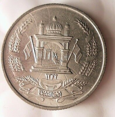 1937 AFGHANISTAN 25 PUL - AU/UNC - Very Rare Islamic Coin - + Value -Lot 722