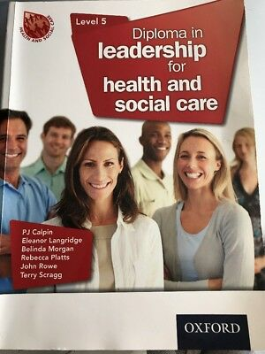 Diploma In Leadership For Health And Social Care