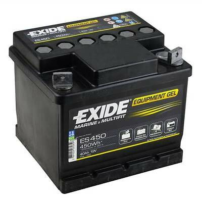 batterie camping car exide equipement gel es950 12v 85ah 349x175x235mm eur 209 00 picclick fr. Black Bedroom Furniture Sets. Home Design Ideas