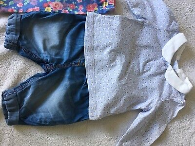 Up To 1 Month Girls Outfit