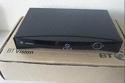 BT Vision+ Box Pace DiT7431/05 Freeview Digital TV Recorder
