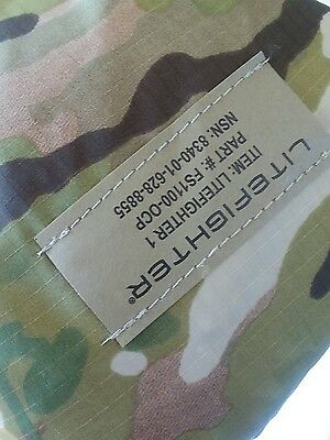 Litefighter Shelter System Tent Multicam light weight camping 1 people last one