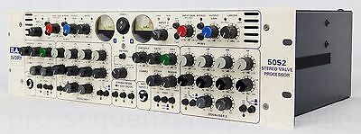 TL Audio 5052 Ivory 2 Stereo Valve Processor Preamp Top Zustand + 1.5J Garantie