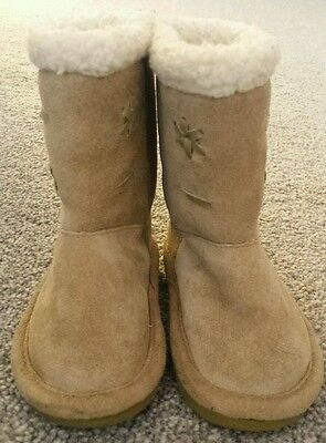 winter boots baby girl size 4 Next