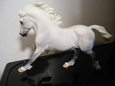 Copperfox Percival Model Horse Dapple Gray Welsh Cob MATTE limited to 250 pieces