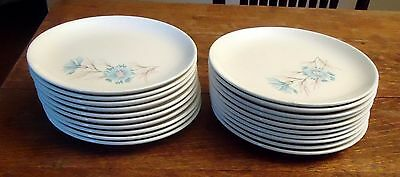 Vintage TAYLOR ,SMITH & TAYLOR  Ever Yours Boutonniere  Bread & Butter Plate